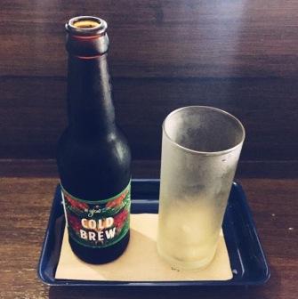 YKW cold brew (Source: @micca.dj Instagram)