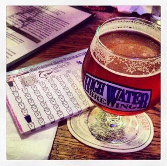 The Parliament Beer Tasting Club (Source: @micca.dj Instagram)