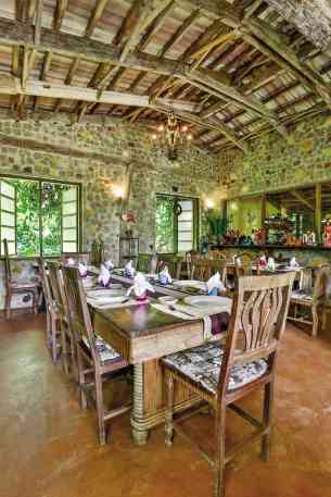 Marcia Adams' interior makes everything feel like home (Source: PJ Enriquez Philippine Daily Inquirer)