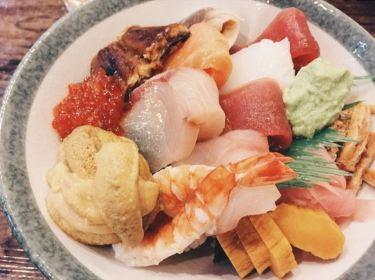 I find comfort in raw fish (Source: @micca.dj Instagram)