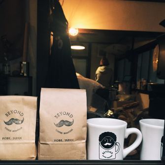 I found out about Beyond Coffee Roasters from Sunday's Grocery in Kennedy Town, Hong Kong, a long way from Kobe, Japan (Source: @micca.dj Instagram)